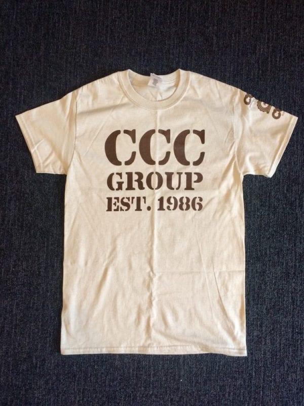 CCC Group tshirt