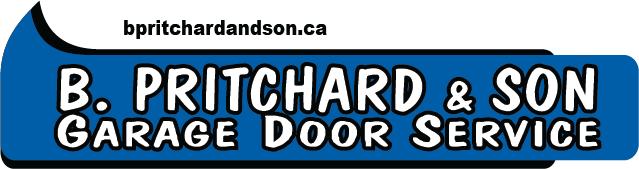 B pritchard & son logo