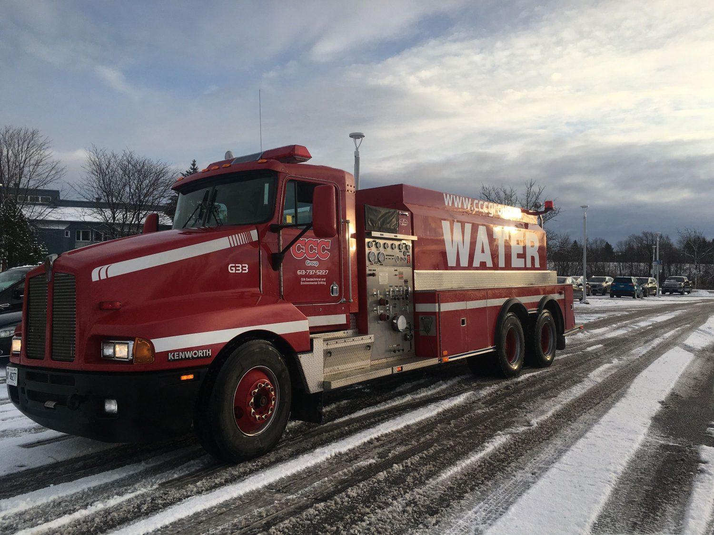 2000L water truck